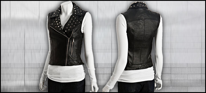 Asymmetrical Military Vest - Women's Clothing and Apparel - Chic Dresses, Fashion Tops, Shoes
