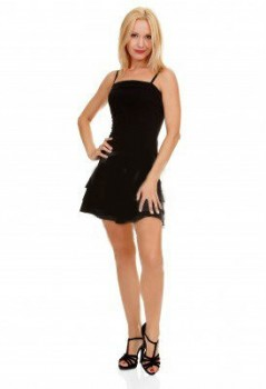 Clothing Options for Women with Broad Shoulders - Leather ...