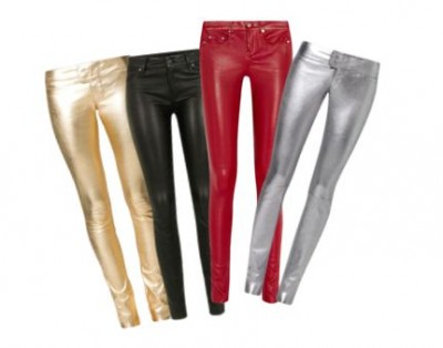 variety in leather pants online