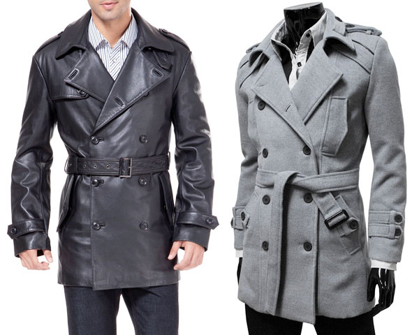 Mens Style Guide: How to Dress up in Trench this Fall?