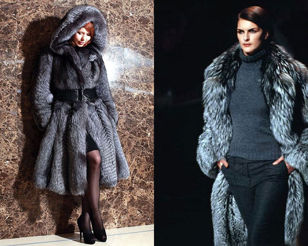 Stylish Fur Clothes- The Newest Fall-winter Trend!