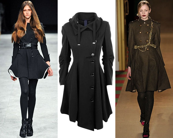 Groove in Trendy Military Inspired Fashion this Season