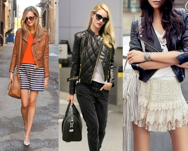 Leather Jacket- Ways To Adopt A New Look On Season's Best Pick!