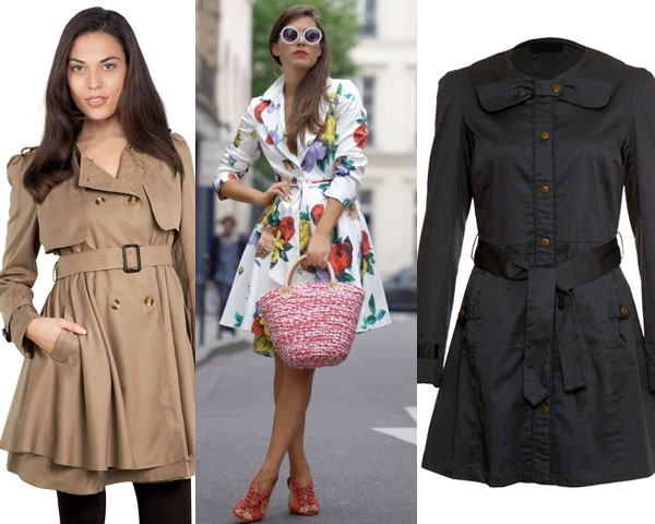 trench coat As a Dress