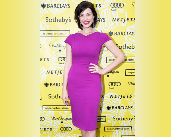 Jessica pare rediant orchid coulor dress