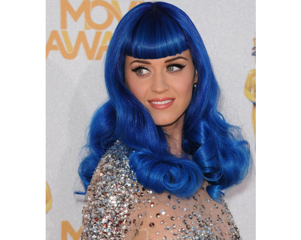 Royal Blue hair color